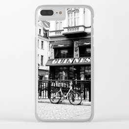 Wroclaw Clear iPhone Case