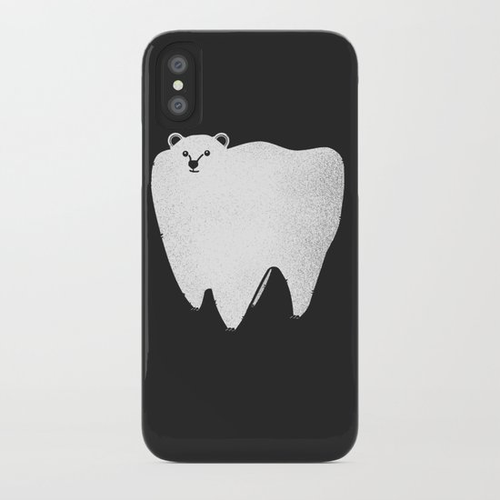 Molar Bear iPhone Case