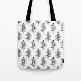 They're coming outta the goddamn walls 7 Tote Bag