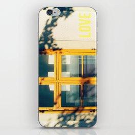 Love Window iPhone Skin