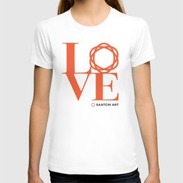 Love Saatchi Art T-shirt