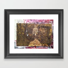 Civil Framed Art Print
