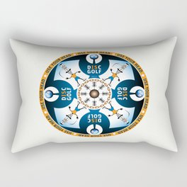 Use Your Head Rectangular Pillow