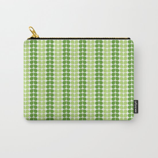 Pattern green green  Carry-All Pouch