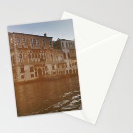 Light Leaks and the Grand Canal Stationery Cards