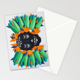 Calavera 3 Stationery Cards
