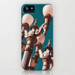 Los Angels Museum of Art iPhone Case