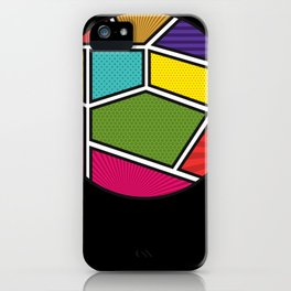 Kapow iPhone Case