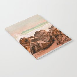 evening waves Notebook