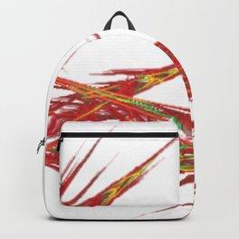 Static Discharge Fractal Backpack