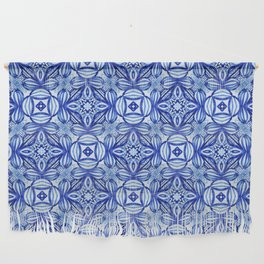 For the Love of Blue - Pattern 372 Wall Hanging