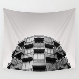 Random Residential Building, Gravel Ln, Salford. Wall Tapestry