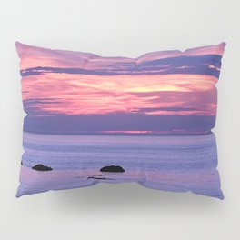 Surreal Sunset Pillow Sham