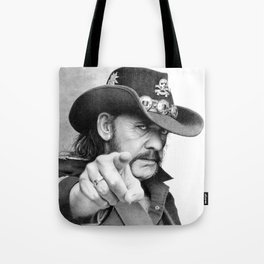 Lemmy sketch Tote Bag