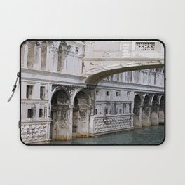 Bridge of Sighs watercolour Laptop Sleeve