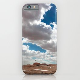 View of Masada Israel | Masada Israel Travel Photography | Travel and Nature photo Art iPhone Case