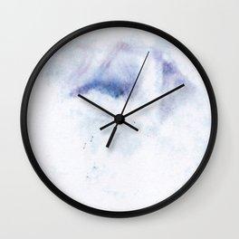 Print D Wall Clock