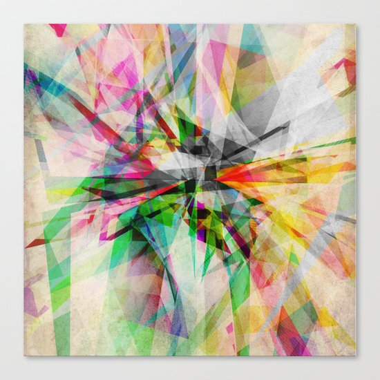 Graphic 12 Canvas Print