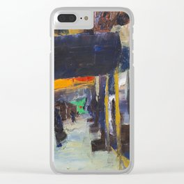 excellence Clear iPhone Case