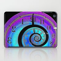 mandie manzano iPad Cases featuring Back in time by JT Digital Art
