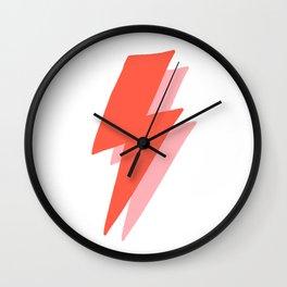 Thunder Wall Clock
