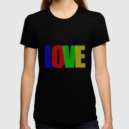 Love (Color) T-shirt