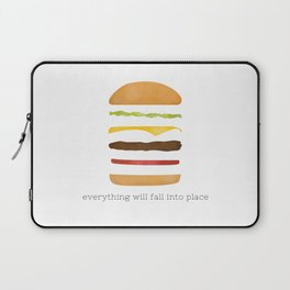 Everything Will Fall into Place Laptop Sleeve