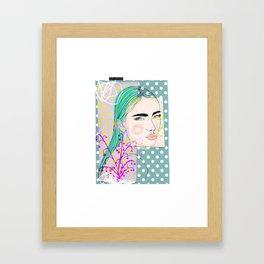 #84 Torimodosu Framed Art Print