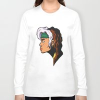 xmen Long Sleeve T-shirts featuring x5 by jason st paul