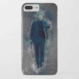 John Wick Abstract iPhone Case
