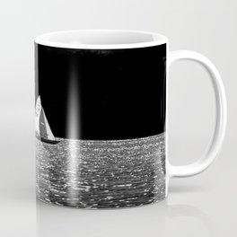 Sailing On The Lake Coffee Mug