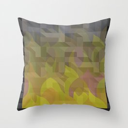 Albertite Throw Pillow