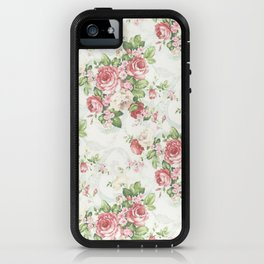 SOUTHERN BELLE FLORAL  iPhone Case