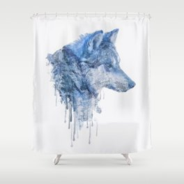 Loup Shower Curtain