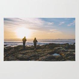 Ocean, Porto, Portugal Rug