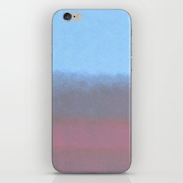 water color iPhone Skin