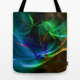 Aurora Blue Tote Bag
