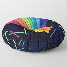 Fan-tastic! Floor Pillow