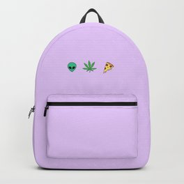 Trippy Pins Backpack