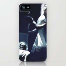 """Dancing With An Angel"" © 2020 Dwight Collman MD iPhone Case"