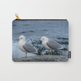 Seagulls, Norway Carry-All Pouch