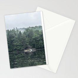 Lakeside Morning Stationery Cards