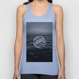Water Tribe Unisex Tank Top