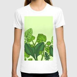 Key Lime Leaves T-shirt