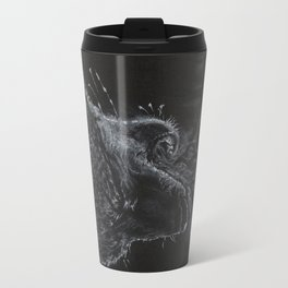 Wolf - The Uneasy Chill Travel Mug