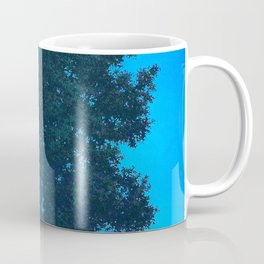 Rene Magritte - Le Seize Septembre - 1956 Moon Through Tree Surrealism Coffee Mug
