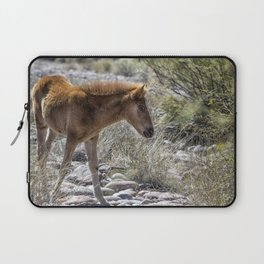 Salt River Wild Foal Laptop Sleeve
