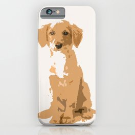 She. Is. Art. iPhone Case