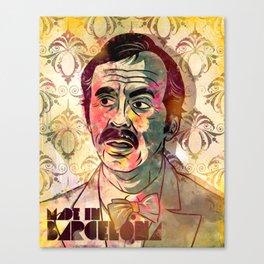 Manuel Canvas Print