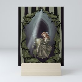 Tragically Ever After: Lily Potter Mini Art Print